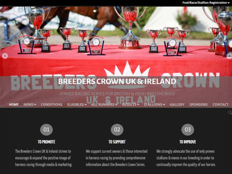Breeders Crown UK & Ireland