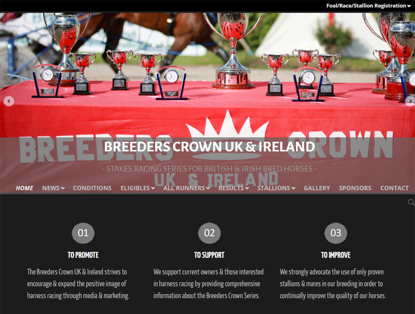 Breeders Crown UK & Ireland