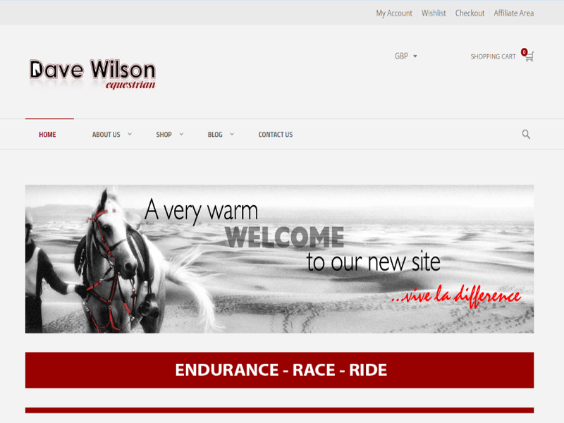 Dave Wilson Equestrian